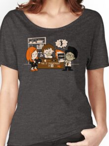 The IT Peanuts  Women's Relaxed Fit T-Shirt