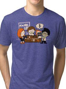 The IT Peanuts  Tri-blend T-Shirt