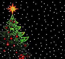 O Christmas Tree by Hallowaltz