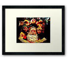 A Christmas Story Framed Print