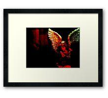 Gabriel Framed Print
