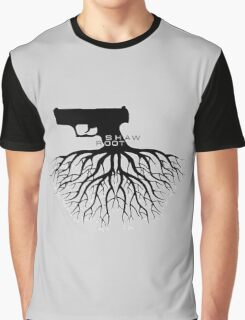 Person of Interest - Shaw + Root = Shoot Graphic T-Shirt