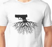 Person of Interest - Shaw + Root = Shoot Unisex T-Shirt