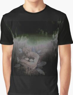 Male fairy waiting for rain. Graphic T-Shirt