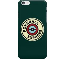 Ball Express iPhone Case/Skin