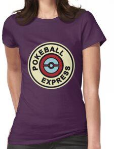 Ball Express Womens Fitted T-Shirt