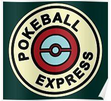 Ball Express Poster
