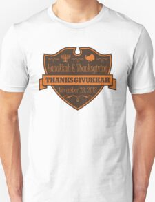 Thanksgiving meets Hanukkah Thanksgivukkah T-Shirt