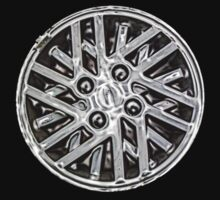 Ford Alloy Wheel - 'Lattice' by floorHINGED