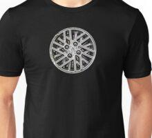 Ford Alloy Wheel - 'Lattice' Unisex T-Shirt