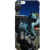 Arabian Horse Sculpture iPhone Case/Skin
