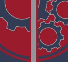 Brotherhood of Steel T-shirt Sticker