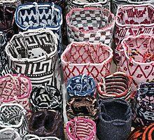 Knit Bags by rhamm