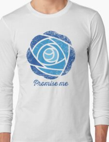 Promise Me Long Sleeve T-Shirt