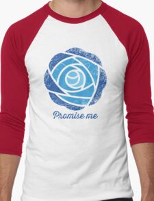 Promise Me Men's Baseball ¾ T-Shirt