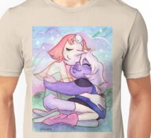 Young Gems Amethyst and Pearl from Steven Universe Unisex T-Shirt
