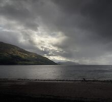 Scottish Weather by Phillip Munro