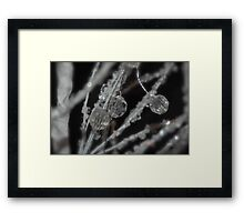The Illusion Framed Print
