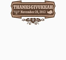 Thanksgivukkah November 28 2013 Unisex T-Shirt