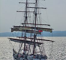 Pirates On The Solent - 2 by Colin J Williams Photography