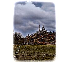 MAJESTIC HOLY HILL  Photographic Print