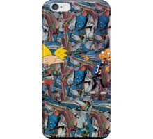 Hey Arnold! With Gerald Cosby Sweaters iPhone Case/Skin