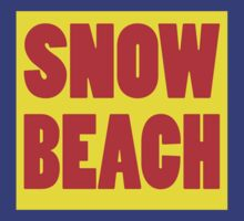 SNOW BEACH wu tang clan- raekwon by Ritchie 1