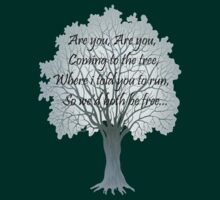 The Hanging Tree Verse by HopeWontFade