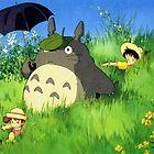 Tonari no Totoro by LanFan