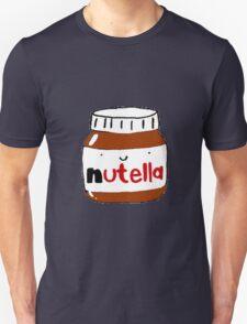 Smiley Nutella Unisex T-Shirt