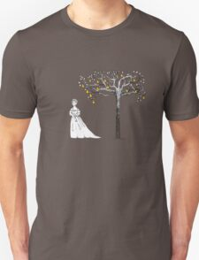 Cinderella and Her Pear Tree Unisex T-Shirt