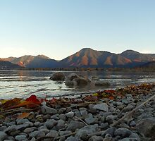 Evening Glow, Tegernsee, Bavaria by PierPhotography