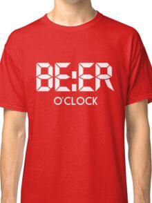 Beer O'Clock Classic T-Shirt