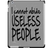 Who Loves Firefly? iPad Case/Skin