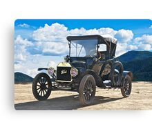 1915 Ford Model T Roadster II Canvas Print