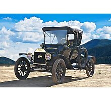 1915 Ford Model T Roadster II Photographic Print