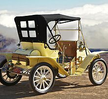 1910 Buick Roadster/Runabout IV by DaveKoontz