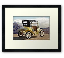 1910 Buick Roadster/Runabout IV Framed Print