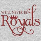 Lorde Inspired - Never Be Royals - Pop Music - Call Me Queen Bee by traciv