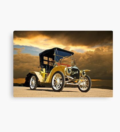 1910 Buick Roadster/Runabout III Canvas Print
