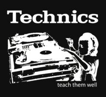 TECHNICS 2 (black) by Ritchie 1