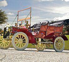 1906 Buick Model F Touring Car III by DaveKoontz