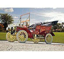 1906 Buick Model F Touring Car III Photographic Print