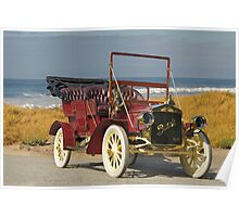 1906 Buick Model F Touring Car II Poster