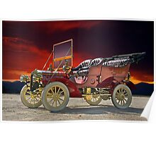 1906 Buick Model F Touring Car I Poster