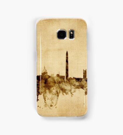 Washington DC Skyline Samsung Galaxy Case/Skin