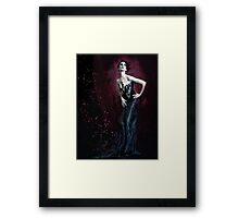 Fading Glories Framed Print