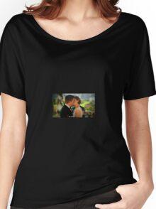 Booth & Bones Wedding Women's Relaxed Fit T-Shirt