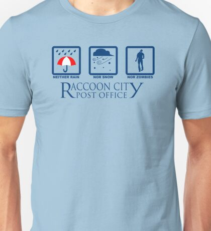 Racoon City Post Office Unisex T-Shirt