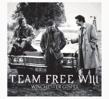 Team Free Will by RosieKM